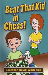 front cover of the paperback chess book